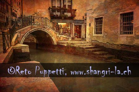 Venedig Canal I