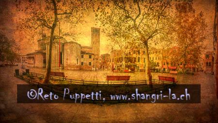 Venice Campo II Reto Puppetti